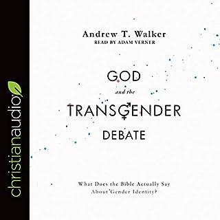 Couverture de God and the Transgender Debate
