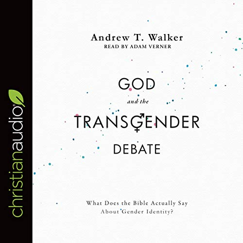 Page de couverture de God and the Transgender Debate