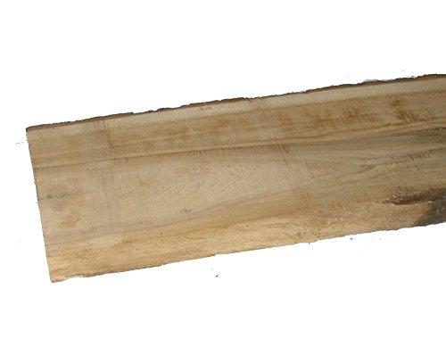 50cm lang Rustikale Eichenbretter 30mm stark unbes/äumt Mindestbreite 40 cm verschiedene L/ängen w/ählbar.