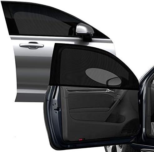 AstroAI Car Window Shade Front Sidewindow Sunshade Blocks Sun Glare and UV Rays for Baby Universal product image