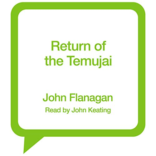 Return of the Temujai cover art