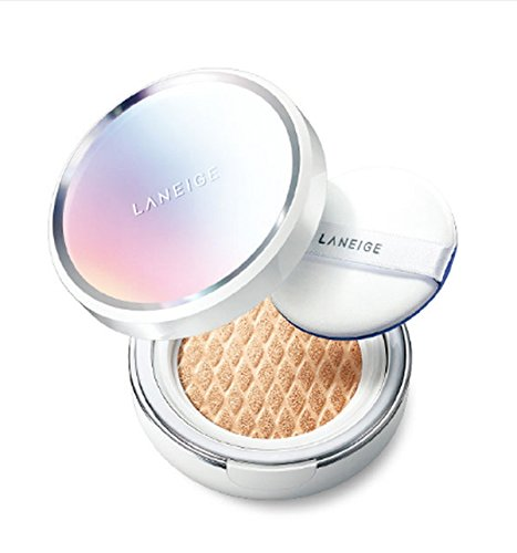 Laneige BB Cushion Pore Control #23 Sand Beige (with Refill) by Laneige