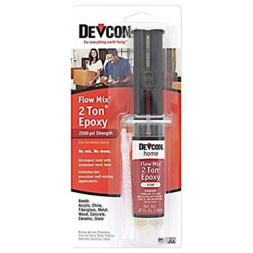 Devcon 23145 2 Ton Flow-Mix Epoxy - 14 ml