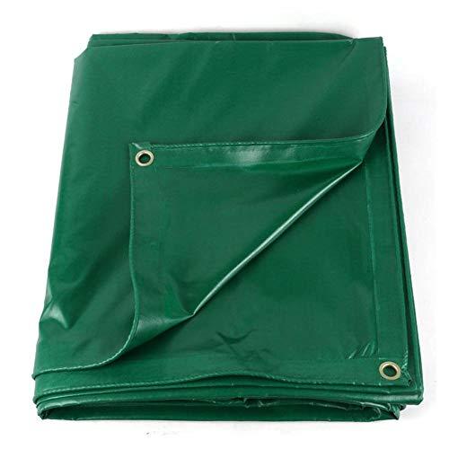 MENG waterdicht zeil met hoge slijtvastheid groen pvc-zeil geschikt voor waterdichte tenten, boten, campers of zwembadafdekkingen