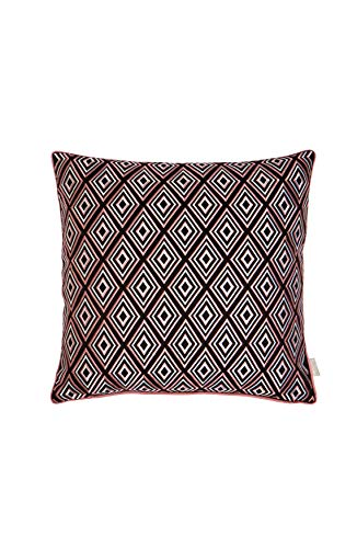 Ted Bakerted Baker Frame Cotton Floral 18 Throw Pillow Cotton Polyester Polyfill In White Lilac Size 18x18 Wayfair 20804507a43 Dailymail