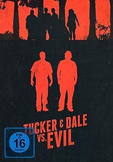 Tucker & Dale vs. Evil - Limitierted Mediabook Edition - Cover C limitiert auf 222 Stück (+ Blu-ray)