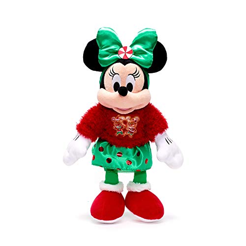 DS Peluche Minnie Natale 2020 45 CM Disney Store