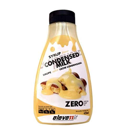Elevenfit Sirope Elevenfit sabor Condensed Milk - 425 ml