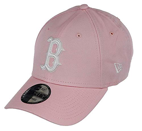 New Era 9forty Boston Red Sox Damen Kappe Pink