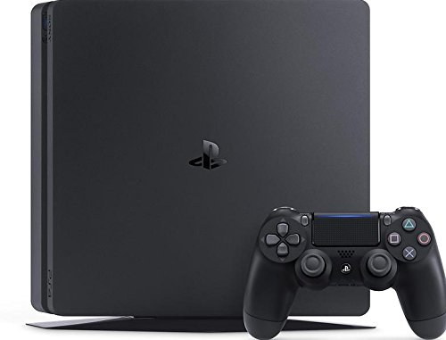 PS4 - 500 GB F Chassis, Black