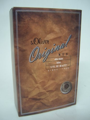 S.Oliver Original Men homme/men, Aftershave Lotion, 1er Pack (1 x 50 g)