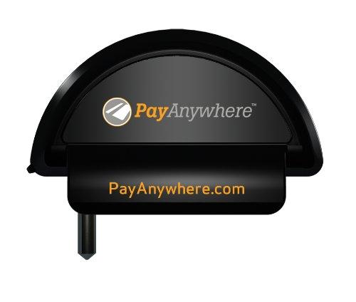 PayAnywhere PAR-1 Mobile Card Reader - Retail Packaging - Black