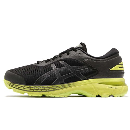 ASICS Gel-Kayano 25 Running Shoes (2E Width) - 7 Black