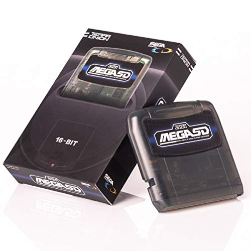 MegaSD メガCDのゲームが遊べる - セガメガドライブ専用 [正規日本代理] [SRPJ2233]
