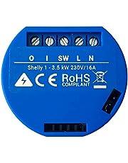 Shelly 1 Open Source WiFi, Smart WiFi Relais Switch, WiFi Alexa, Google Home (V3)