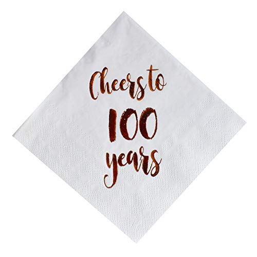 100th birthday party supplies - 2