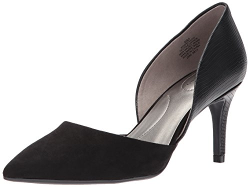 Bandolino Women's Grenow Pump, Black, 8.5 M US