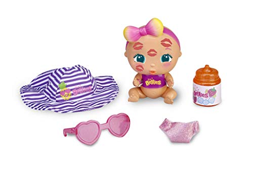 The Bellies – Mini cute Sunsurprise – Bambola per bambini e bambine a partire da 3 anni (Famosa 700015607)