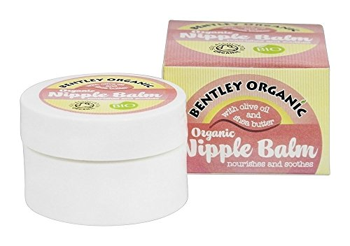 Bentley Organic Nipple Balm 17 g (order 12 for trade outer)