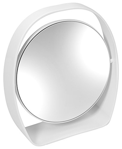 Eliplast Facile Lean Miroir grossissant, Blanc