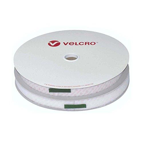 Velcro Ps18†ruban Blanc 50†mm 25m