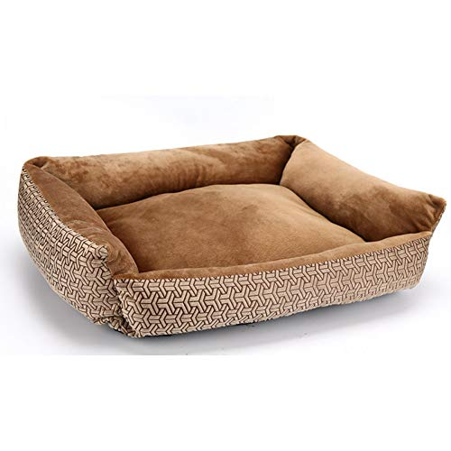 DKNBI Cama para Perros [Cooby] Pet Dog Bed Mat Cat House For...