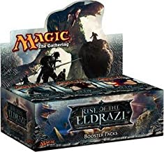 Magic the Gathering Rise of the Eldrazi Booster Box Foreign Language - Chinese