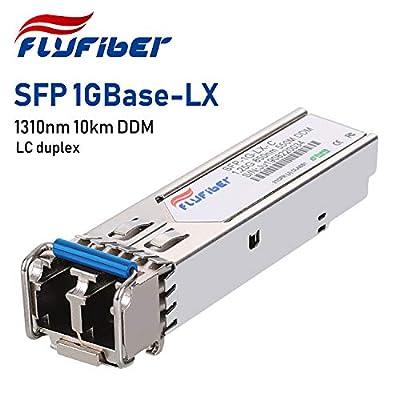 FlyFiber for 1Gbase 10GBase SFP Transceiver,SFP Fiber Module.