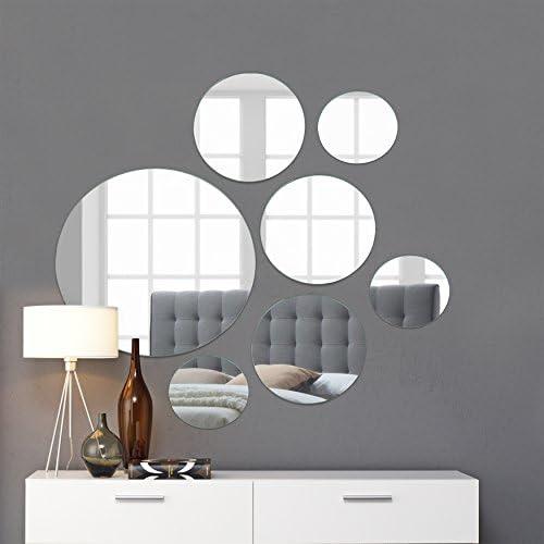 Round bedroom set _image1