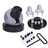 """5"""" Standard Block Ball Vise Engraving Setting Ball morsa morsa regolabile gioiell"""