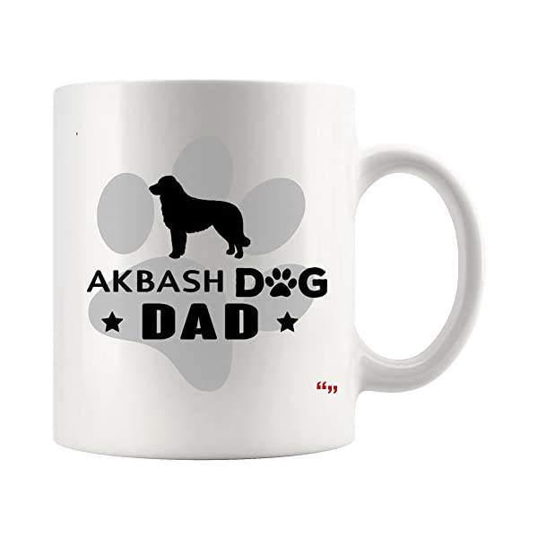 Cool Mug for Dog Lovers Coffee Cup Gift Akbash Dog Joke Novelty Gifts for Friend 4