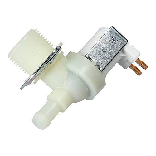 LUTH Premium Profi Parts Magnetventil 1-Fach 90° 11,5mmØ Waschmaschine Spülmaschine universal einsetzbar