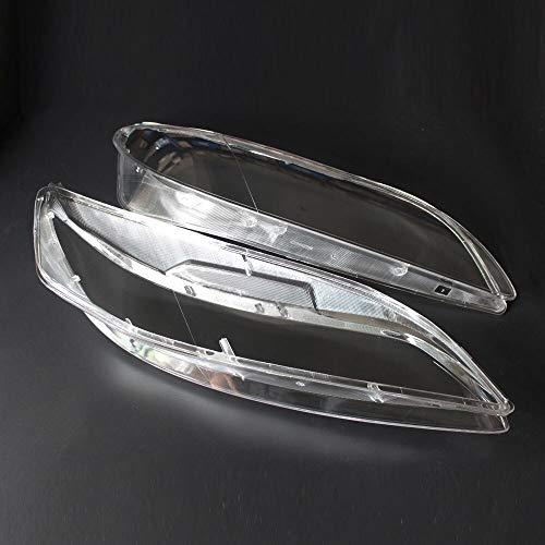 Scheinwerfer Glasabdeckung Auto Klar Scheinwerfer Objektivabdeckung Repalcement Auto-Scheinwerfer-Objektiv Glasabdeckung Lampshade Helle Shell Fit For Mazda 6 2003 2004 2005 2006 2007 2008 Neue Verkau