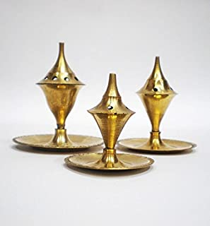Incense Holder - Brass