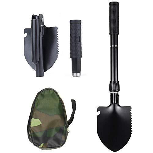 INTEY Metal Detector Folding Shovel