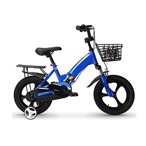 JIAYING Bicicletas Infantiles Niñas y los niños niños de la Bici de...