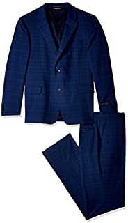 Tommy Hilfiger Men's Modern Fit Performance Suit with...
