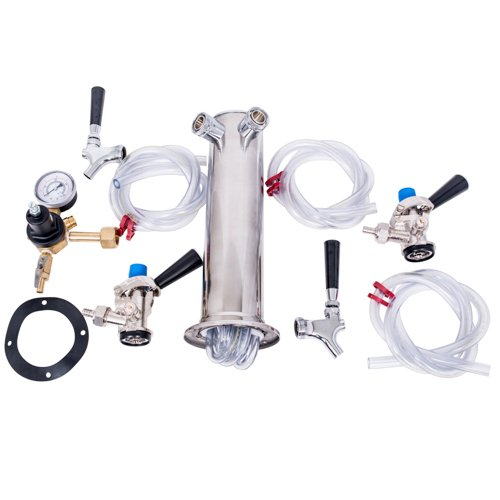 Why Choose TapRite Kegerator Tower Conversion Kit for Dual Tap Configuration