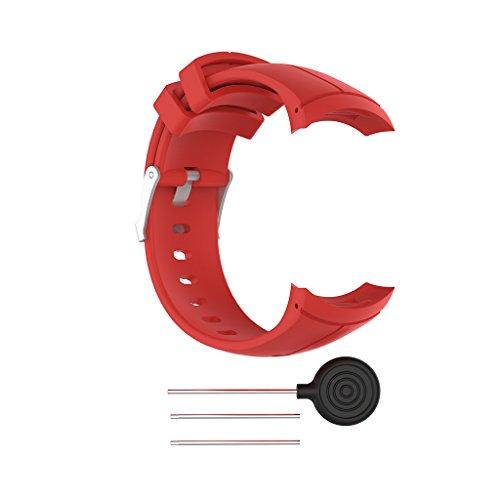 RipengPI Ersatz-Armband für Suunto Spartan Ultra Sport Smart Watch