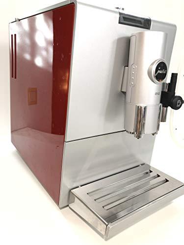 Jura 13524 ENA 7 - Cafetera espresso, color rojo