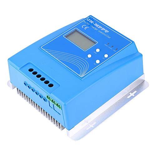 Solarladeregler, 12V24V48V MPPT Photovoltaik-Laderegler, automatische Identifikationsfunktion(12V / 24V / 48V-30A)