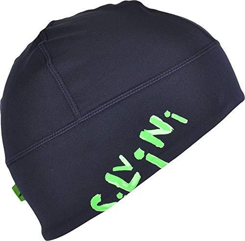 SILVINI Bonnet d'hiver Junior Badde pour la randonnée ou d'autres activités de Plein air avec pli Plat.