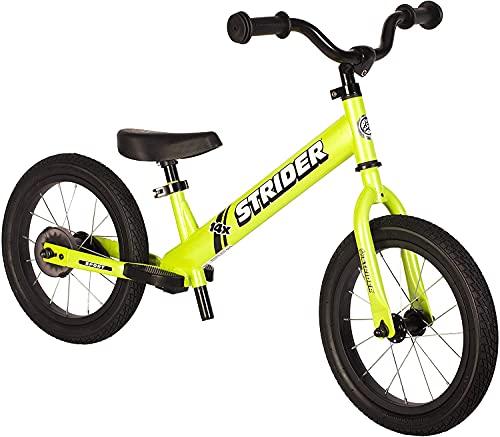 Strider - 14x Sport Balance Bike, Ages 3...