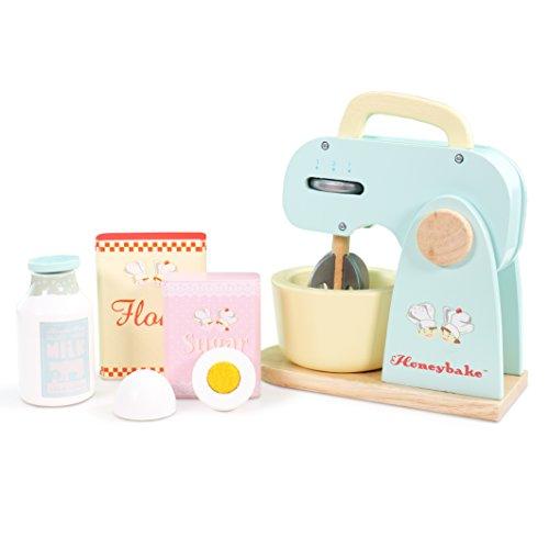 Le Toy Van Küchenmaschine mit Zubehör Mehrfarbig, Mehrfarbig