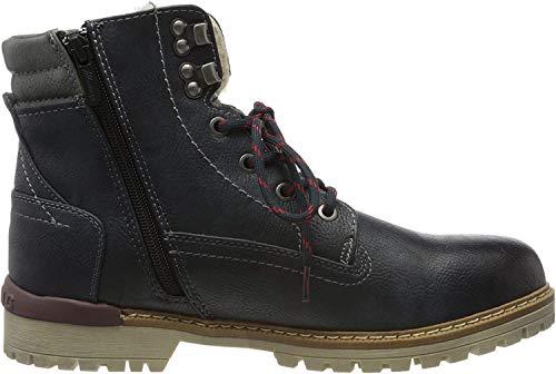 MUSTANG Herren 4142-602-820 Klassische Stiefel, Blau (Navy 820), 44 EU