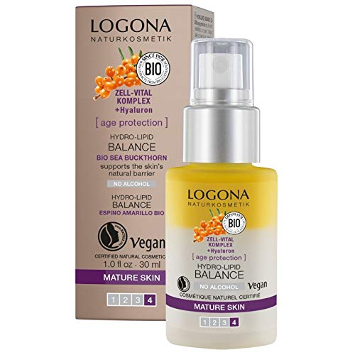 Logona Hydro Lipid Balance Age Protec. 30Ml Logona 100 g