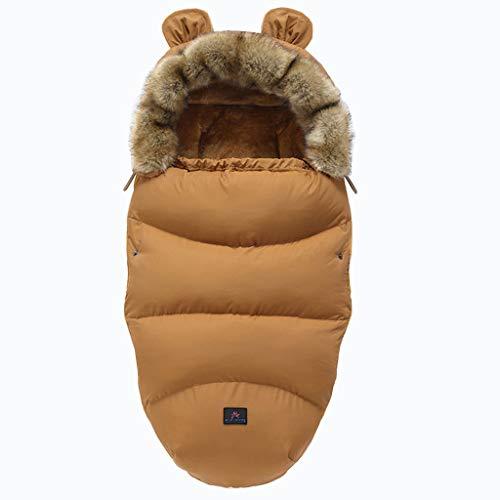 Storage bag Kinderwagen Schlafsack Winter Baby Fußsack Einschlagdecke Babyschale Schlafsäcke Mit Reißverschluss Design- 5 Farben