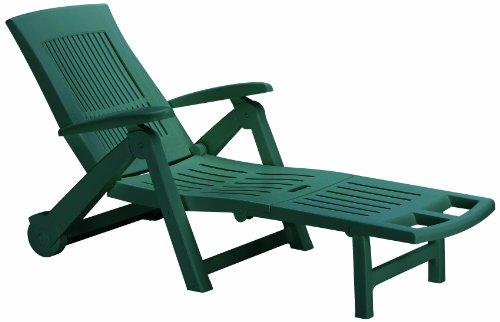 BEST 14400130 Rollliege Charleston, grün