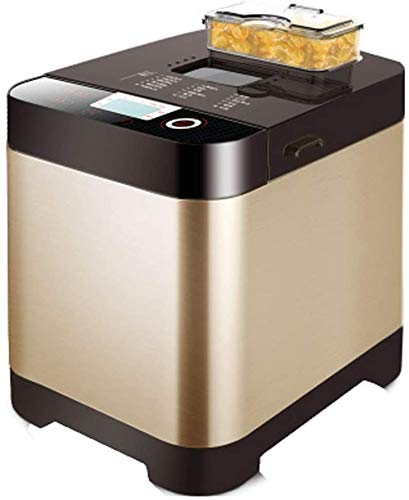 Automatic Brood Machine, 18 Functies, Isolatie Procedure, Multi-Function Smart Sprinkling vruchtenyoghurt en Noodles dljyy