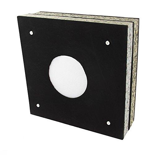 Stronghold Schaumscheibe Black Switch bis 70lbs (60x60x20 cm)